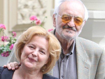 Magda Vášáryová a Milan Lasica