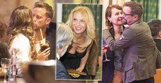Vášnivý večírek po Zbožňovaném: Zamilované polibky Prachaře s krásnou Sarou a flirtující Dolanský!