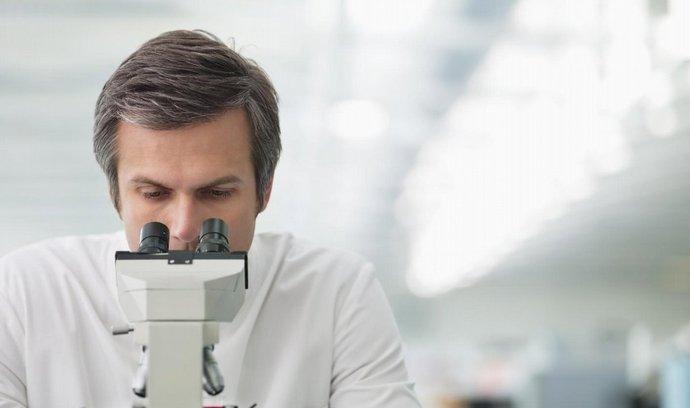 vědec, ilustrační foto