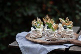 Dort Pavlova: Recept na dezert nadýchaný jak baletní sukně