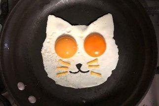 Snídaně jako umění: Volské oko 30x jinak!