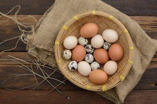 Jak skladovat vajíčka. Do dveří v lednici nepatří!