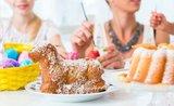 Recept na velikonočního beránka, kterého hravě zvládnou i děti