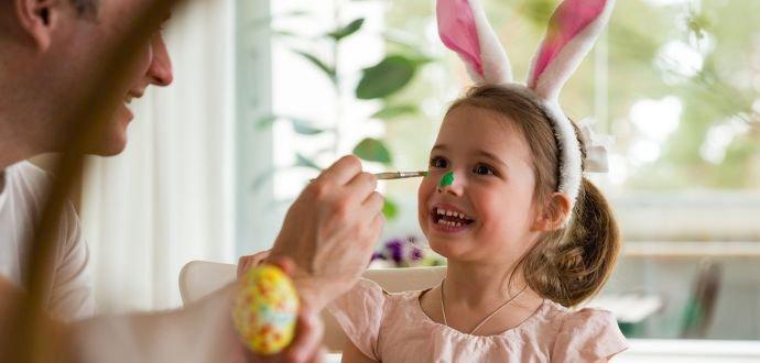 6 tipů na velikonoční aktivity s dětmi