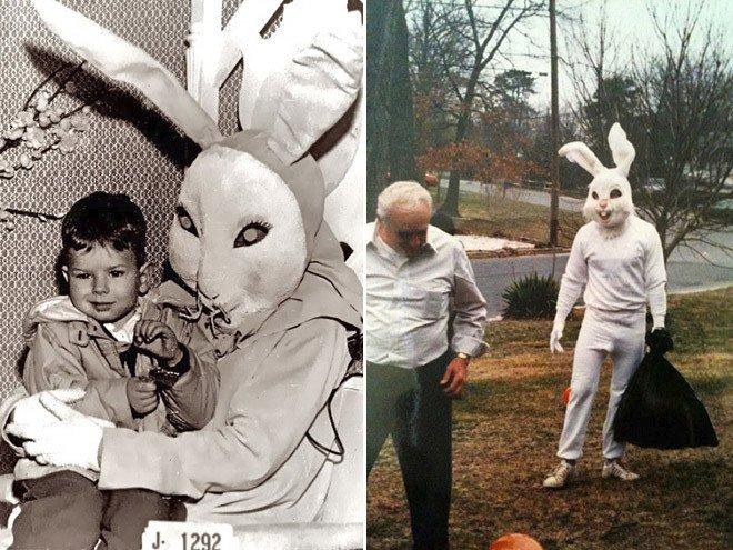 Děsiví velikonoční králíčci