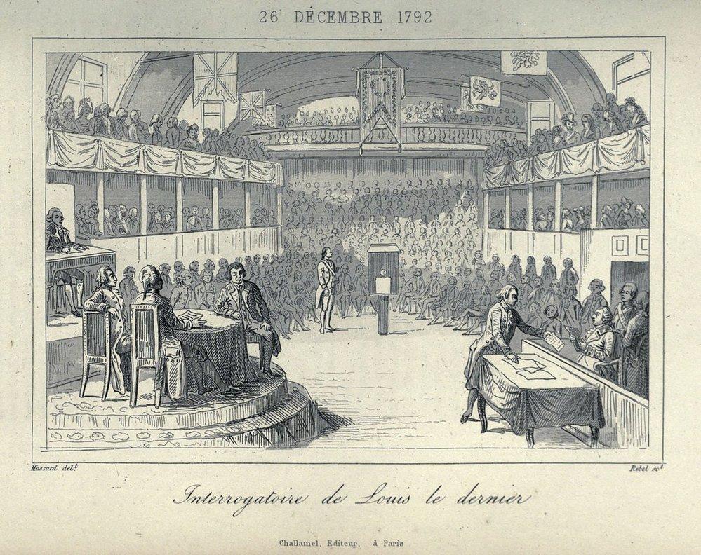 Soud s Ludvíkem XVI.