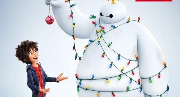 Veselé Vánoce přeje Velká šestka! ;-)