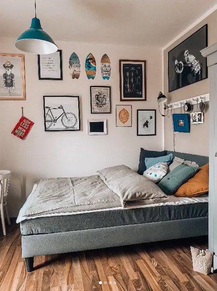 U Arichtevů doma: Nový pokoj pro Biserova syna Tea