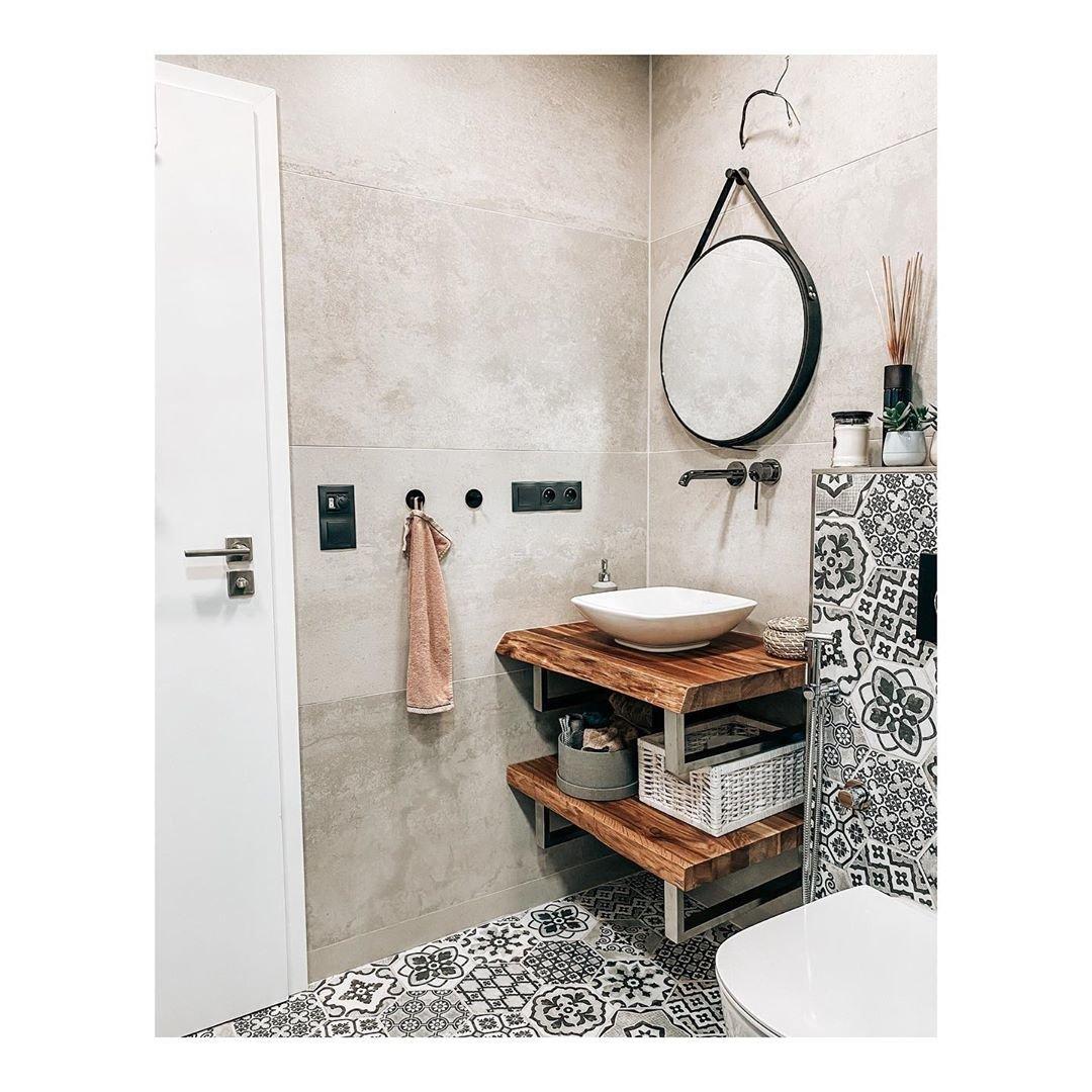 Nová koupelna Veroniky Arichteva.