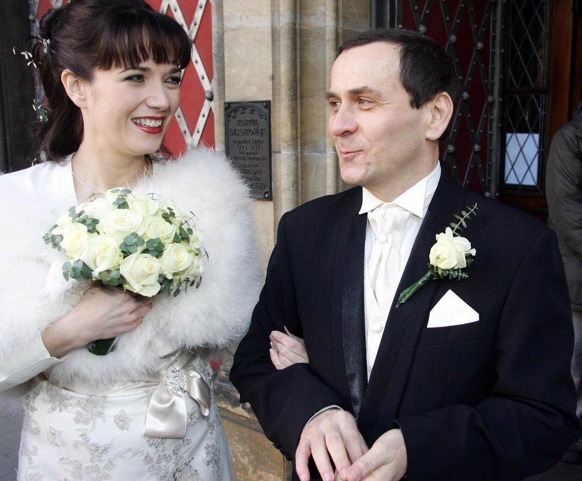 2006 - Svatba Terezy Kostkové a Petra Kracika