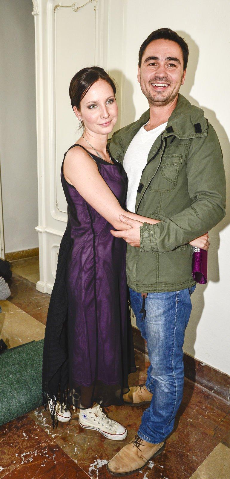 Pomůže Veronice manžel k nové roli?