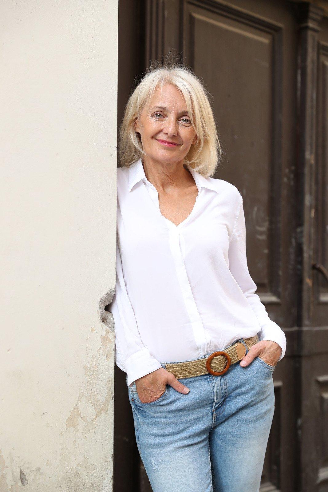 Křest nové knihy Ireny Obermannové: Veronika Žilková