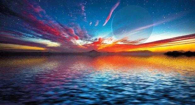 Vodní světy: Planety bez kontinentů