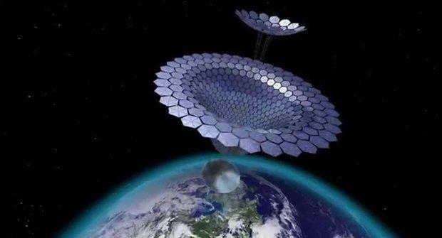 SPS Alpha: Vesmírná elektrárna na sluneční paprsky