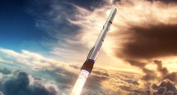New Shepard připraven: Blue Origin draží letenku na hranici vesmíru