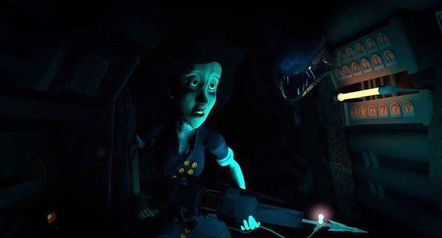 Animovaný Vetřelec od Pixaru?