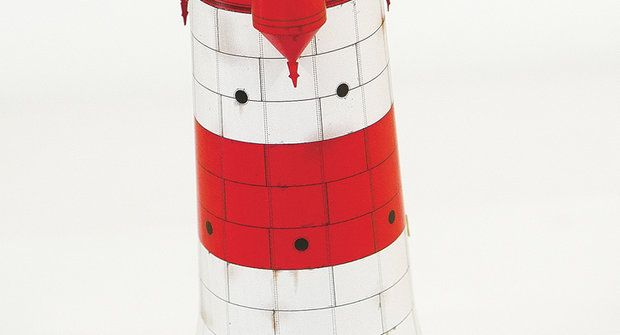 Věže: Maják Roter Sand