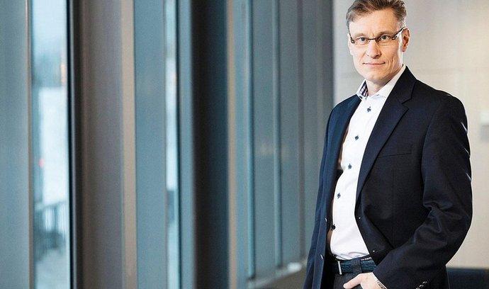 viceprezident finské skupiny YIT Juha Kostiainen