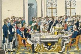 Když se porcovala Evropa aneb Ohlédnutí za Vídeňským kongresem, milníkem světových …