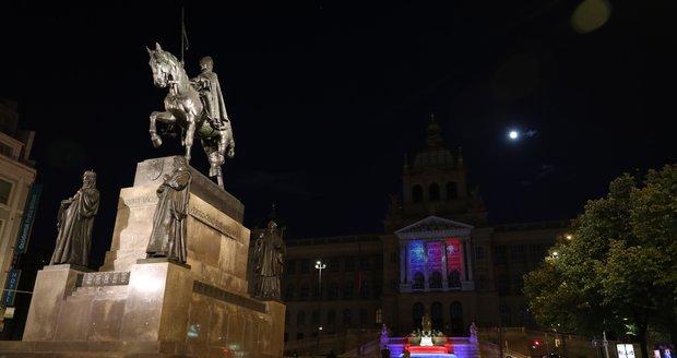 Národní muzeum rozzářilo srdce! Videomapping jako unikátní poděkování lidem za vzájemnou pomoc