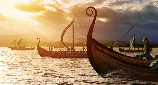 Sluneční kámen: Tajemství vikinských mořeplavců