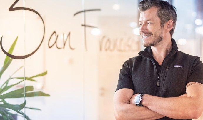 Zakladatel Rockaway Blockchain Fund Viktor Fischer.