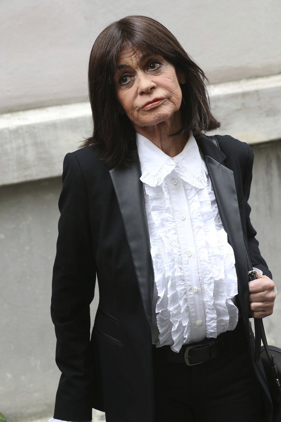 Marie Versini alias Nšo-či