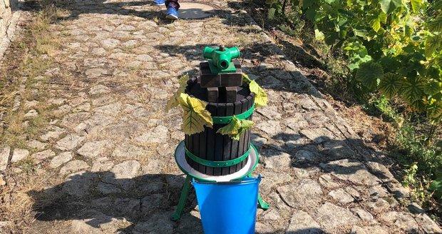 Vinobraní v Grébovce se bude konat 17 - 18. září 2021