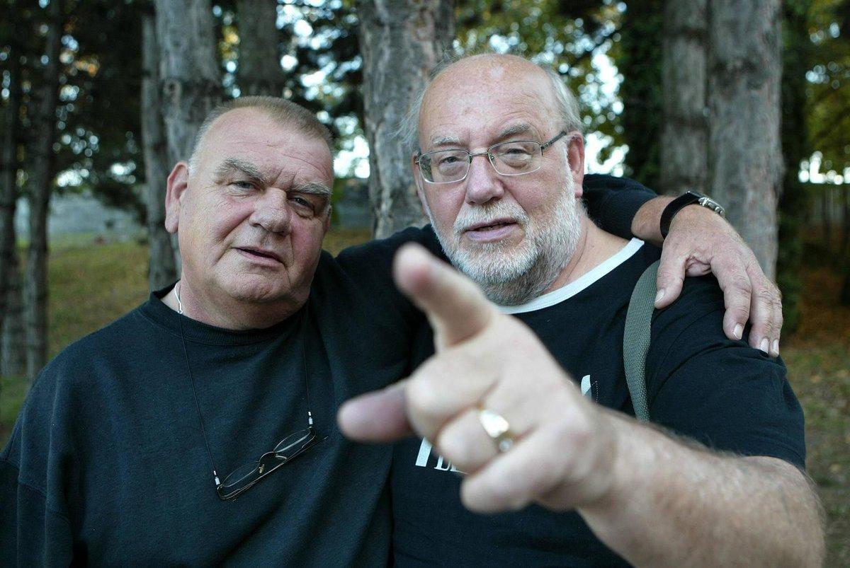 Jan a František Nedvědovi