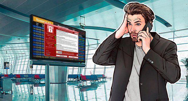Jak vir WannaCry vyděsil svět