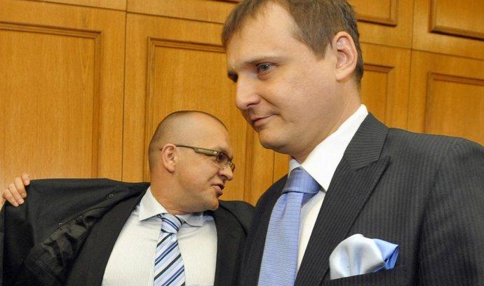 Vít Bárta, Jaroslav Škárka