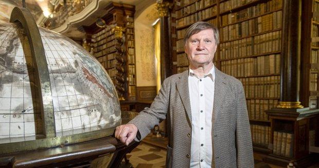 Pověřený ředitel Národní knihovny Vít Richter.