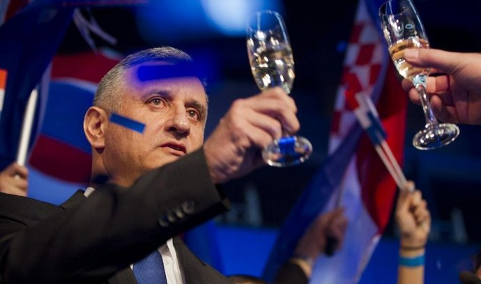 Vítěz voleb Tomislav Karamarko