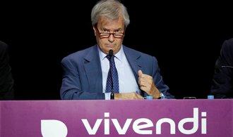 Ve Francii se rodí mediální gigant. Společnost Vivendi ovládne skupinu Lagardère