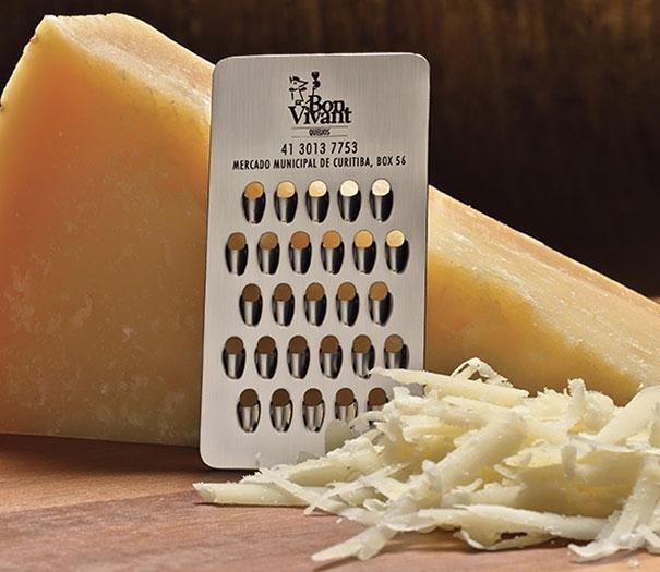 Výrobce struhadel na sýr