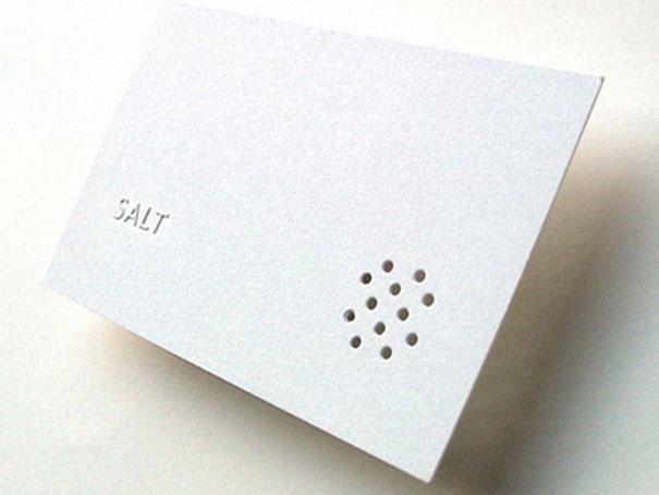 Restaurace Salt (sůl)