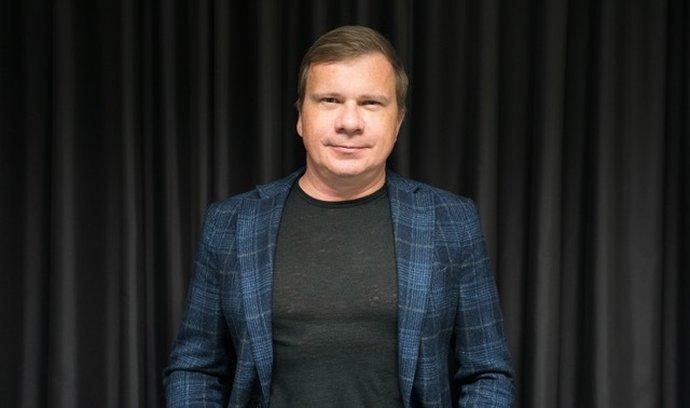 Jeden ze zakladatelů platformy Gazetisto Vladimír Piskáček.