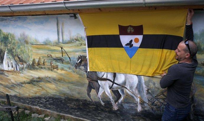 Vlajka Liberlandu