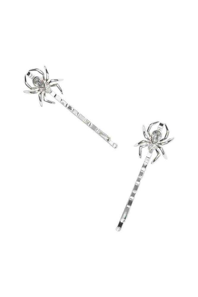 Sponky se třpytivými pavouky, HM, 129 Kč