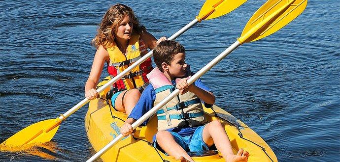 S dětmi na vodu: 5 tipů, kam vyrazit