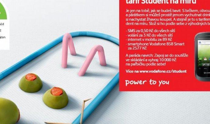 Vodafone, Student na míru
