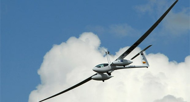 Létání na vodík