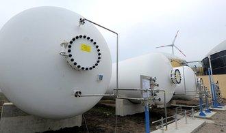 """Středoevropská vodíková dálnice. Plynárníci chtějí přivádět """"zelenou"""" energii z Ukrajiny"""