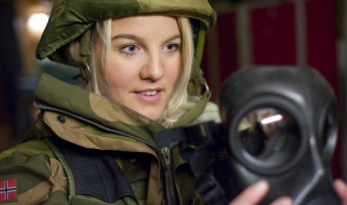 Vojenská služba bude povinná nově i pro ženy