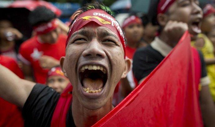 Volby v Barmě