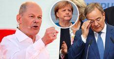 Volební drama: Vítězem v Německu Scholz, ale... Merkelová povládne až do Vánoc?