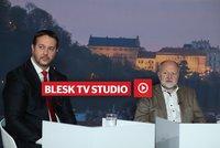 Přijde po volbách další lockdown? Maďar a Herzmann v Blesku o vlivu covidu na českou společnost