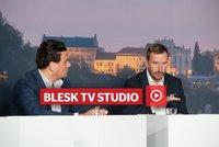 Experti ve studiu Blesku: Ze souboje Babiše a Bartoše těžili hlavně Rakušan s Fialou