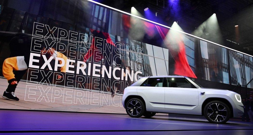 Mnichovská premiéra konceptu Volkswagen ID.Life