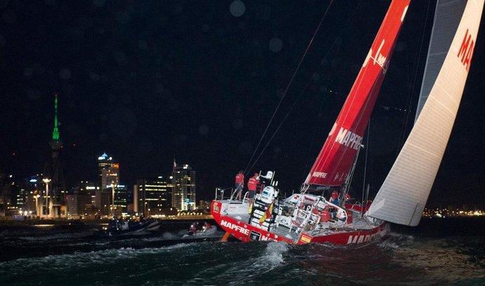 Volvo Ocean Race vydělává miliony